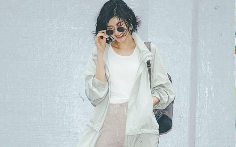 【今日の服装】カジュアル服を「運動着」に見せないコツは?【アラサー女子】