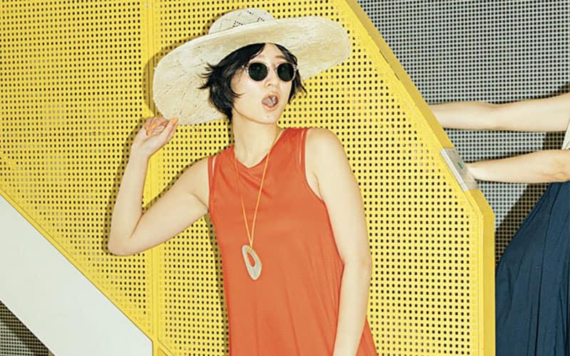 【今日の服装】夏を先取りする「リゾートワンピ」の正解は?【アラサー女子】