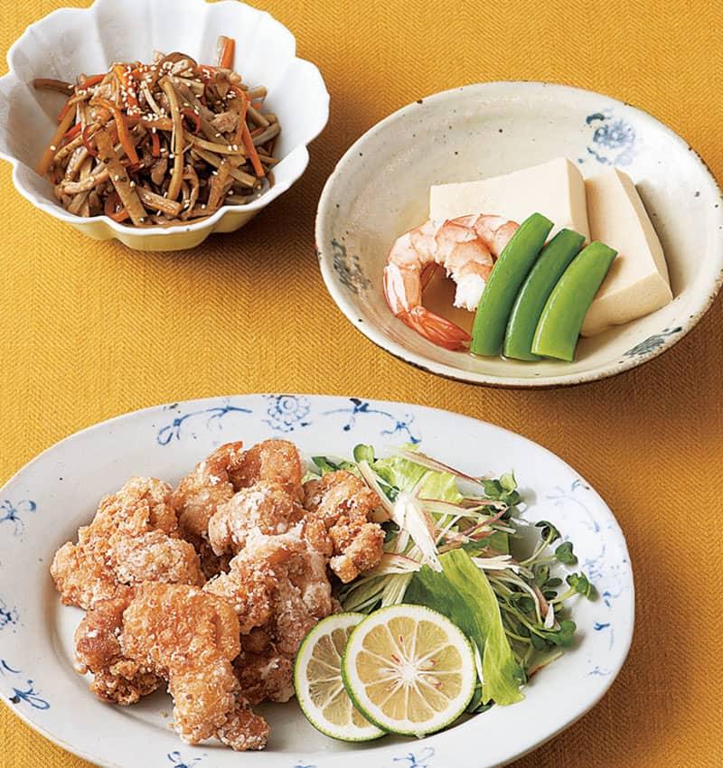 彼の胃袋を掴む「鶏肉のから揚げ」の作り方【和食の基本】|おうち時間で花嫁修業