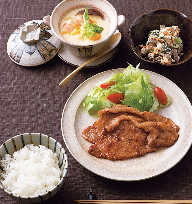 彼の胃袋を掴む「豚の生姜焼き」の作り方【和食の基本】|おうち時間で花嫁修業