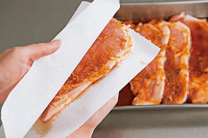 豚ロース肉(しょうが焼き用)