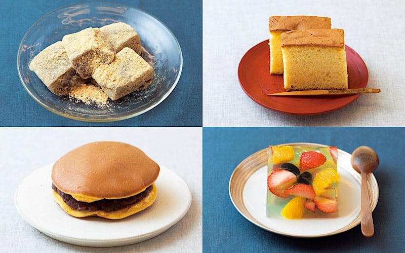 おうち時間で簡単に作れる「和菓子」レシピ4選|お店みたいな本格的な味