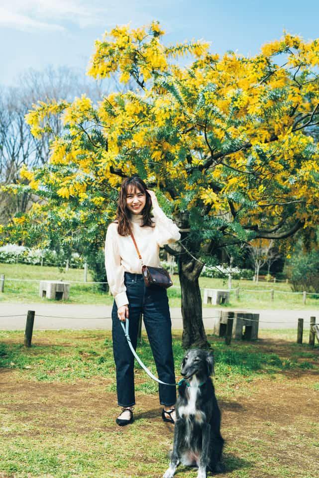 アラサー美人読者モデル、桐 嵯梨さんのアクティブライフとは?
