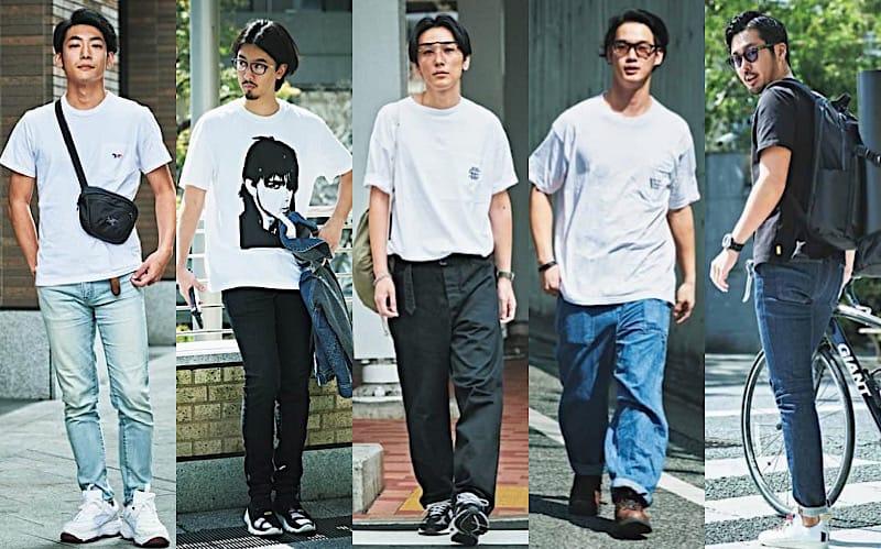令和的イケメン「Tシャツ×デニム」SNAP|センスが光るこだわり小物5選