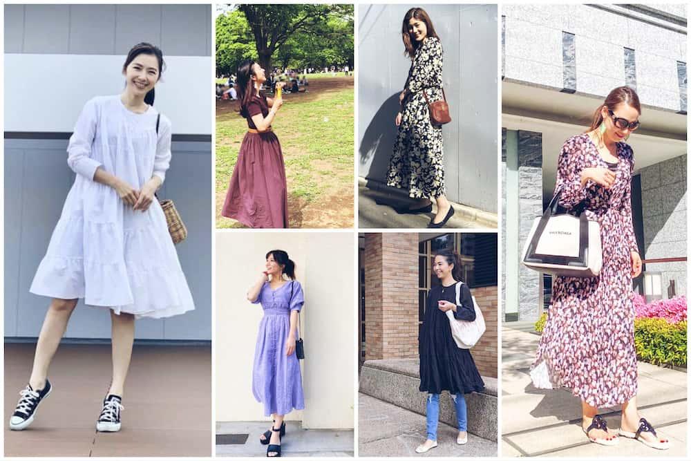 アラサー女子の春夏ワンピースSNAP7選【今トレンドの人気デザインって?】