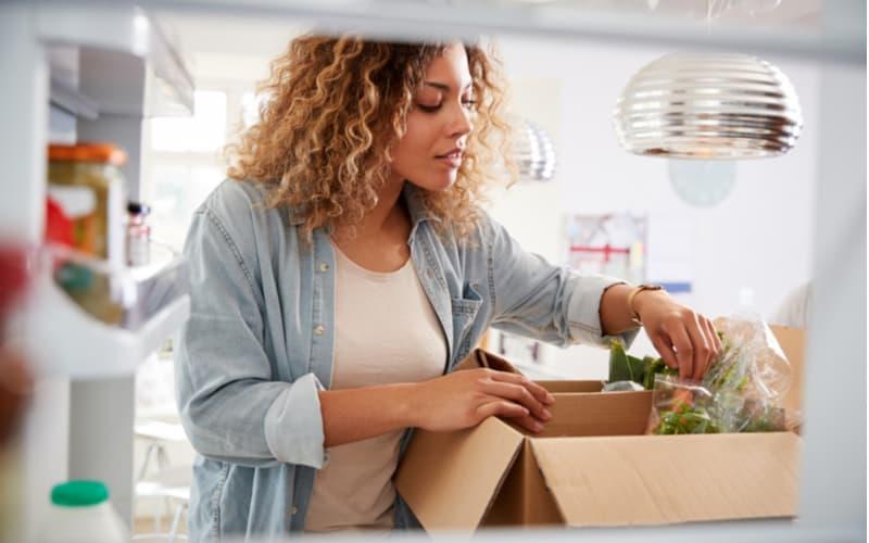 2.冷蔵庫の好物を切らさない