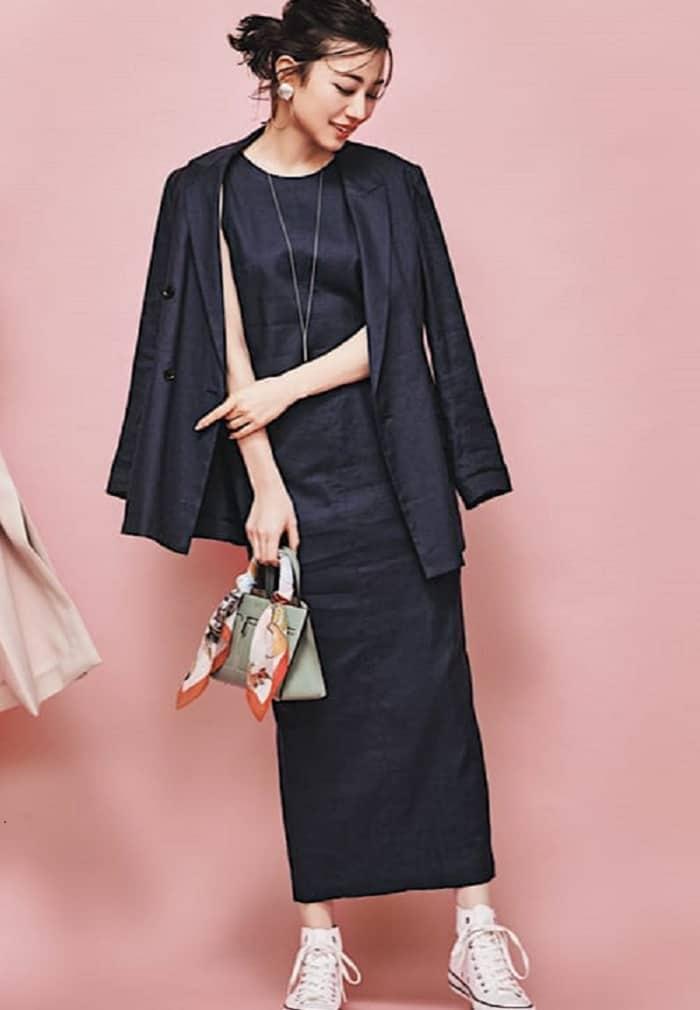 【今日の服装】4月の人気コーデランキングベスト5【明日着る服がない】
