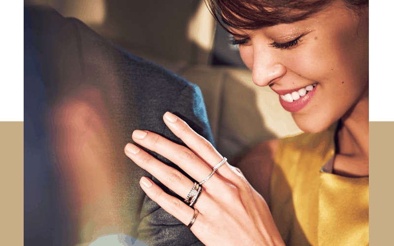 ブシュロンの憧れリング6選|結婚指輪にも記念日にも!