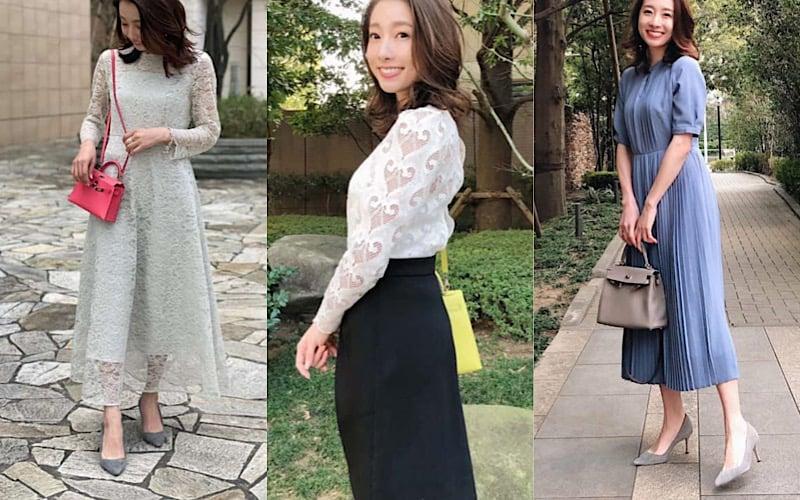 Sサイズでも大人っぽくワンピースを着こなすコツって?|スタイリスト・冨張愛さんの私服をチェック
