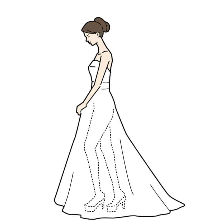 人生の晴れ舞台である結婚式。せ