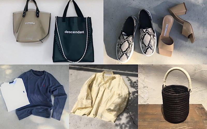 CLASSY.スタッフの自腹買いリレー【ファッション編】|2020年5月編