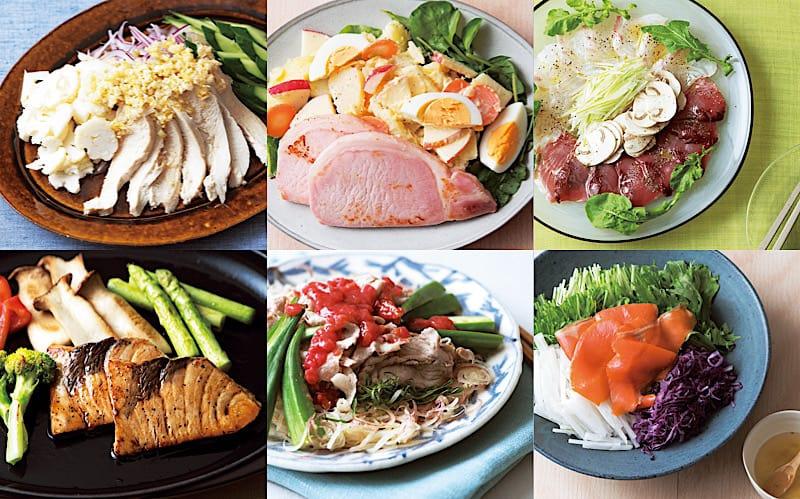 簡単ヘルシー「日替わりサラダ」レシピ6選|おうちご飯のマンネリ解消