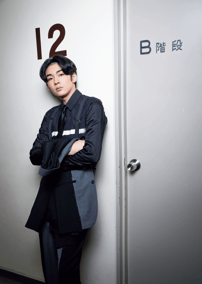 この色気で15歳!?「市川染五郎さん特別インタビュー」|注目の美少年歌舞伎役者