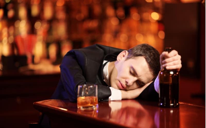 5.素性が悪いのはすべてお酒のせい