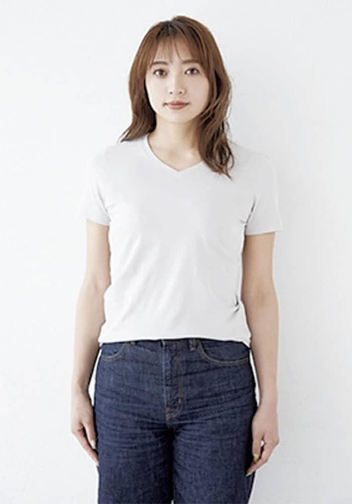 【体型別】Tシャツとデニムの正しい選び方|コンプレックス解消