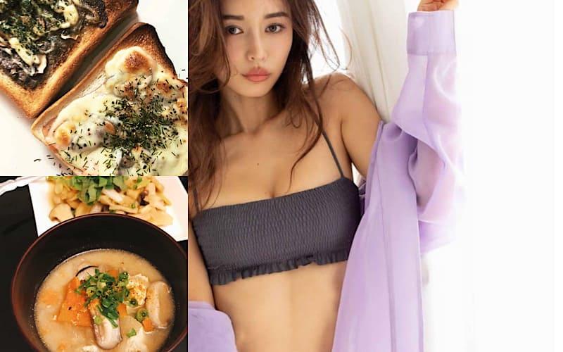 加治ひとみのリアル腸活ごはん日記【ハーブ料理】|驚異の#かぢボディ④-5