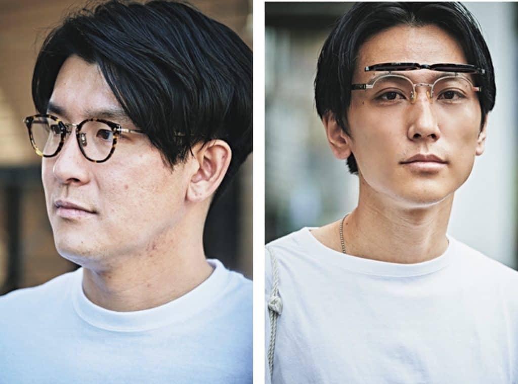 令和的イケメン「Tシャツ×デニム」SNAP【②メガネ男子編】