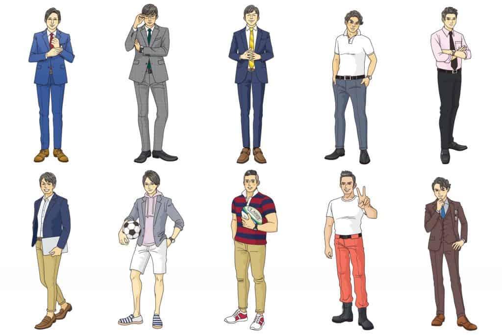 【職種・会社別】こんな人いる!「働く男子キャラ図鑑」総集編