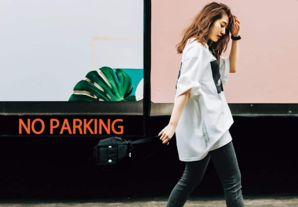 Sサイズ女子の「Tシャツとデニム」スタイルアップ計画【①ゆる×ピタコーデ】