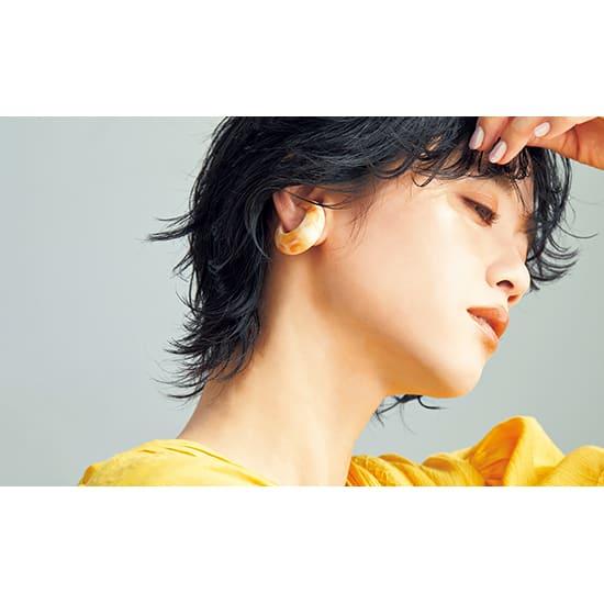 リモート会議でオシャレな華やぎアクセ3選【CLASSY.closetでネット通販】