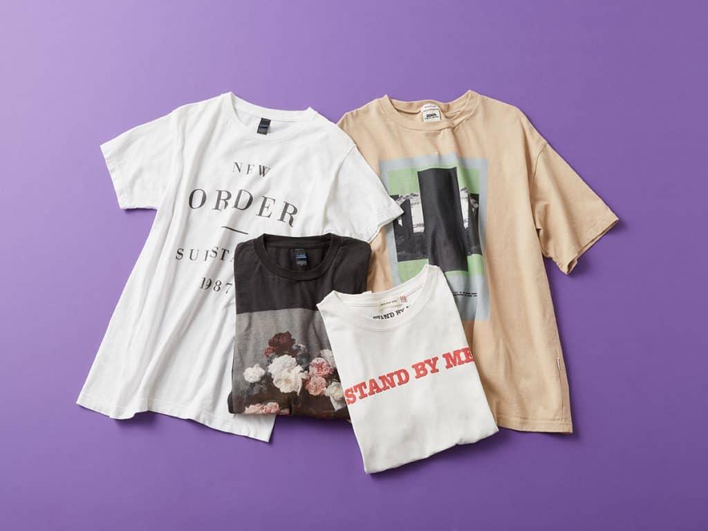 毎日着たい!お気に入りTシャツ8選|ファッション編集Nの超私的気になるリスト#2