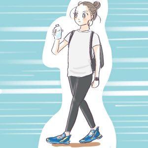 人気スタイリスト濱口沙世子さんに聞く「レギンスコーデ」を部屋着に見せないコツ