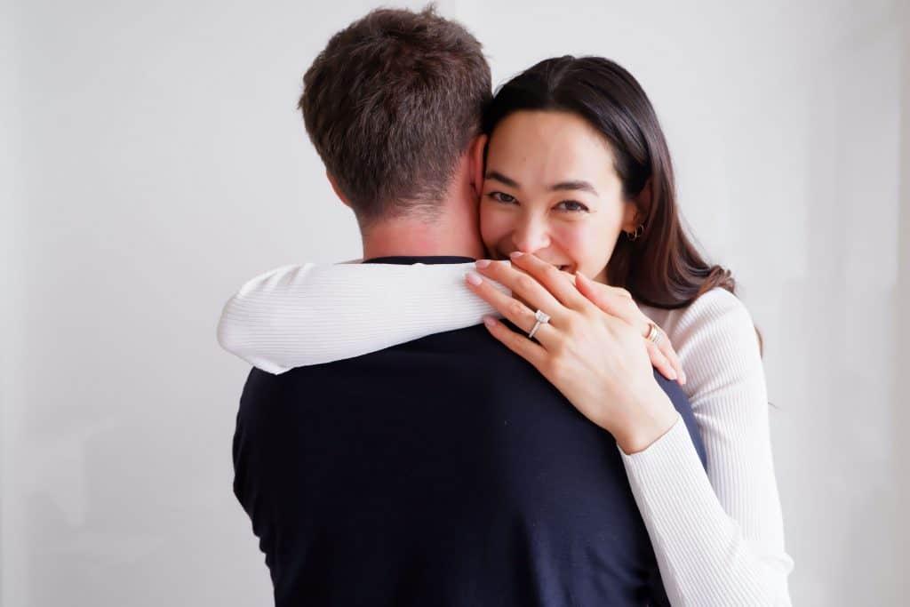CLASSY.モデルの「婚約するまで・結婚してから」vol,1 エミ・レナータさん