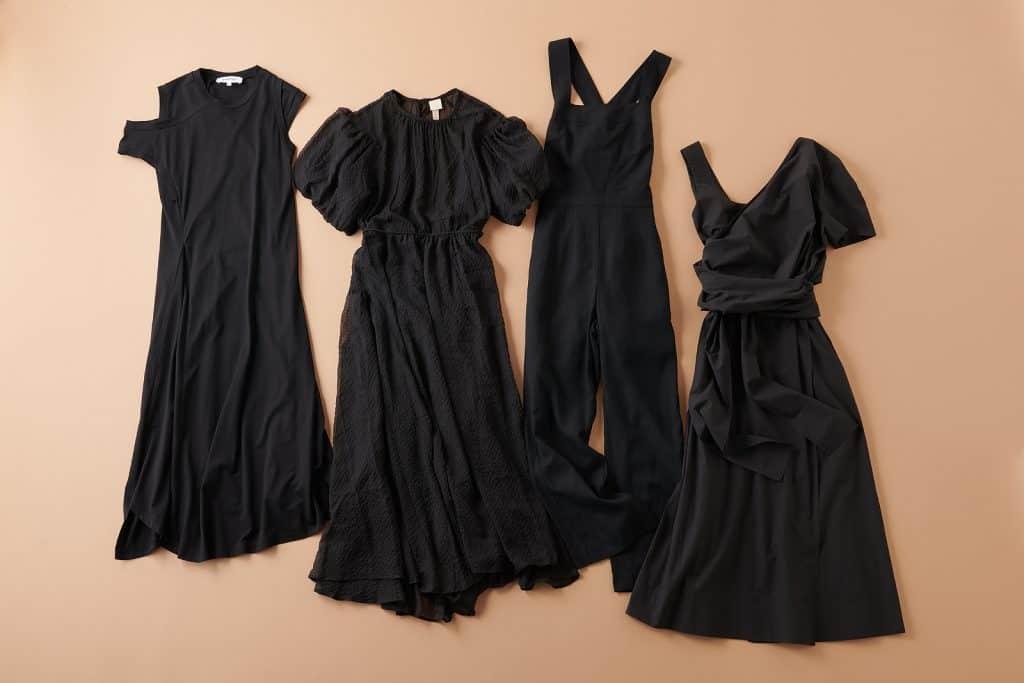 「黒ワンピは制服です!」ファッション編集Nの気になるもの③
