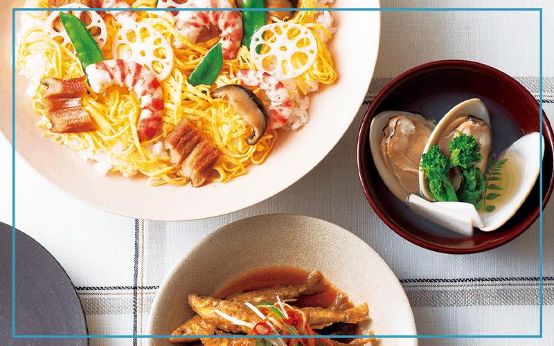 コスパ抜群!簡単「ちらし寿司」の作り方|おうちで贅沢ごはん