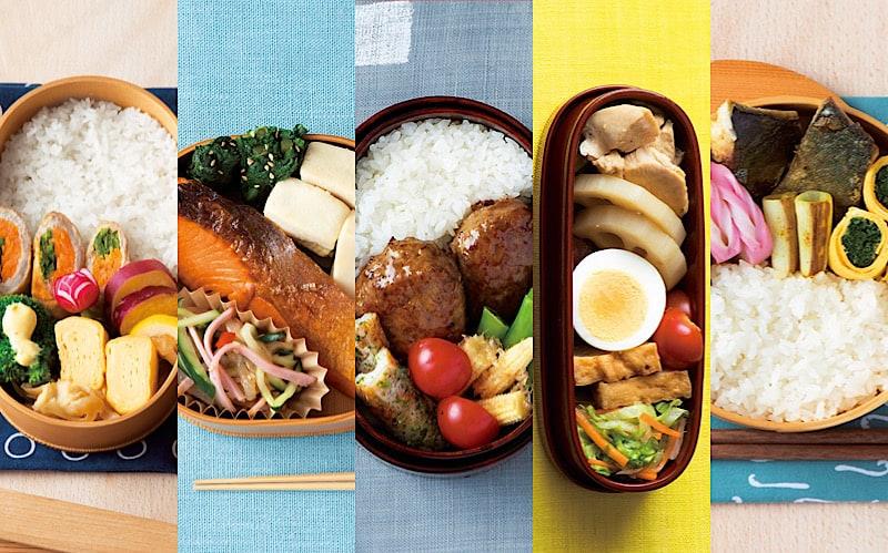 時短で簡単!毎日お弁当レシピ5選|在宅明けでも自炊ランチ!