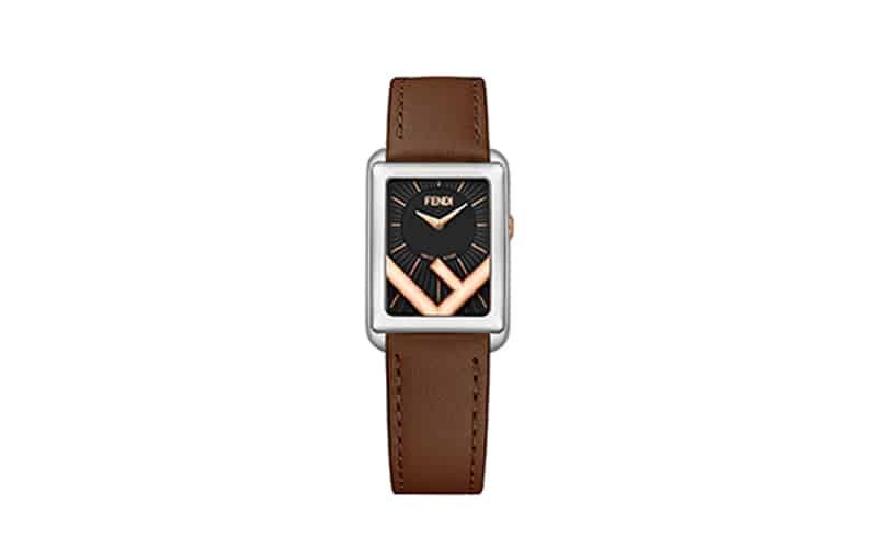 フェンディの新作ウォッチがクラシカルでオシャレ!一生モノに選びたい名品時計
