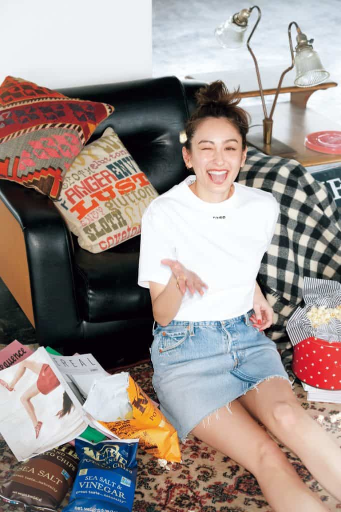 ファッションから恋愛まで…ココだけの話!【CLASSY.表紙モデル│オードリー亜谷香Q&Aまとめ】
