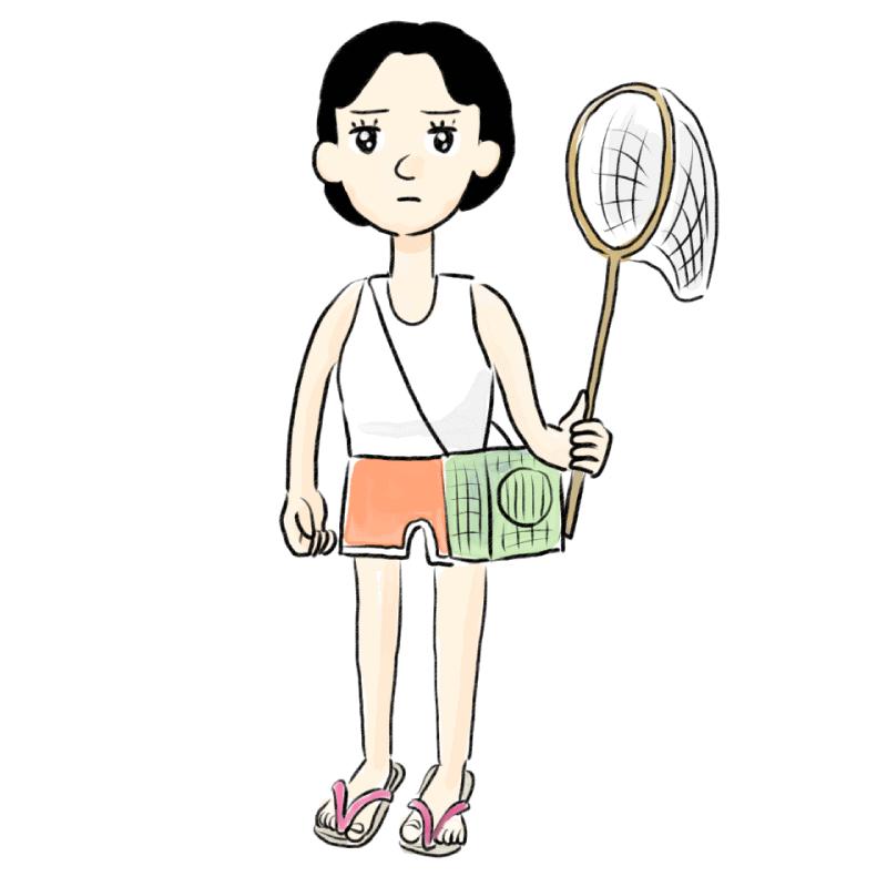 アラサーのあるあるNGコーデ図鑑❷「スポサン履いたら夏休みの子供」