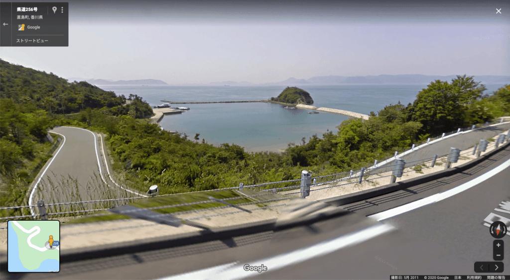 アートの島として名高い、香川県