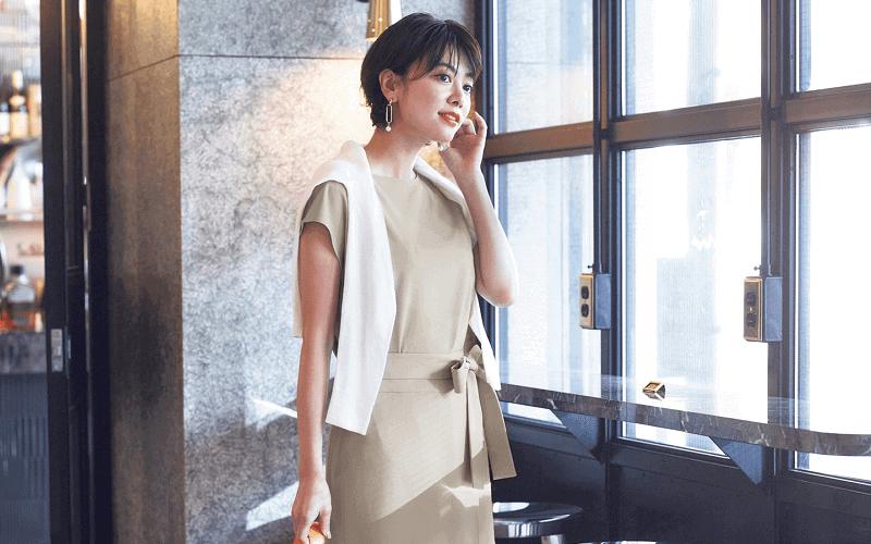 【今日の服装】「デキる女」に見える通勤コーデって?【アラサー女子】