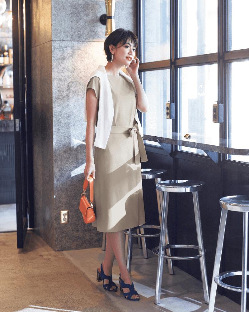 【今週の服装】トレンド仕様の「シンプルコーデ」7選【アラサー女子】