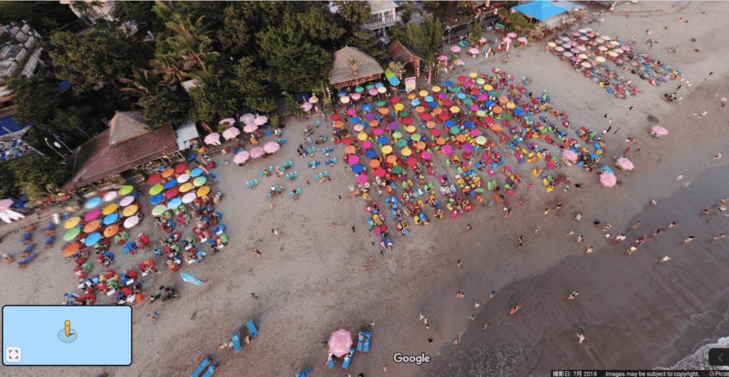 人気のリゾート地「バリ島」。イ