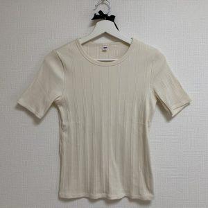 オフホワイト M ¥1,000