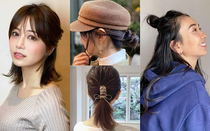 オシャレで簡単!巻き髪ヘアアレンジ15選|ボブ、ロング、ミディアム