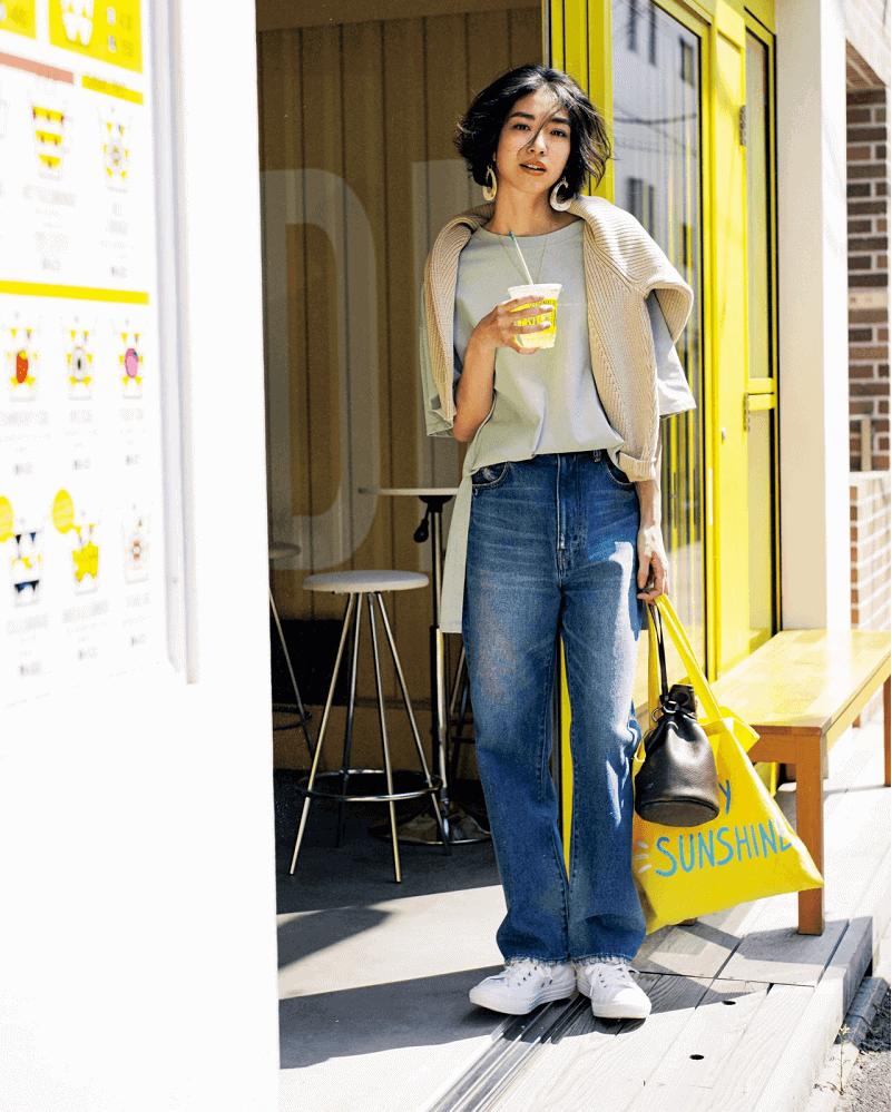 【今週の服装】梅雨でも快適な「夏カジュアルコーデ」7選【アラサー女子】