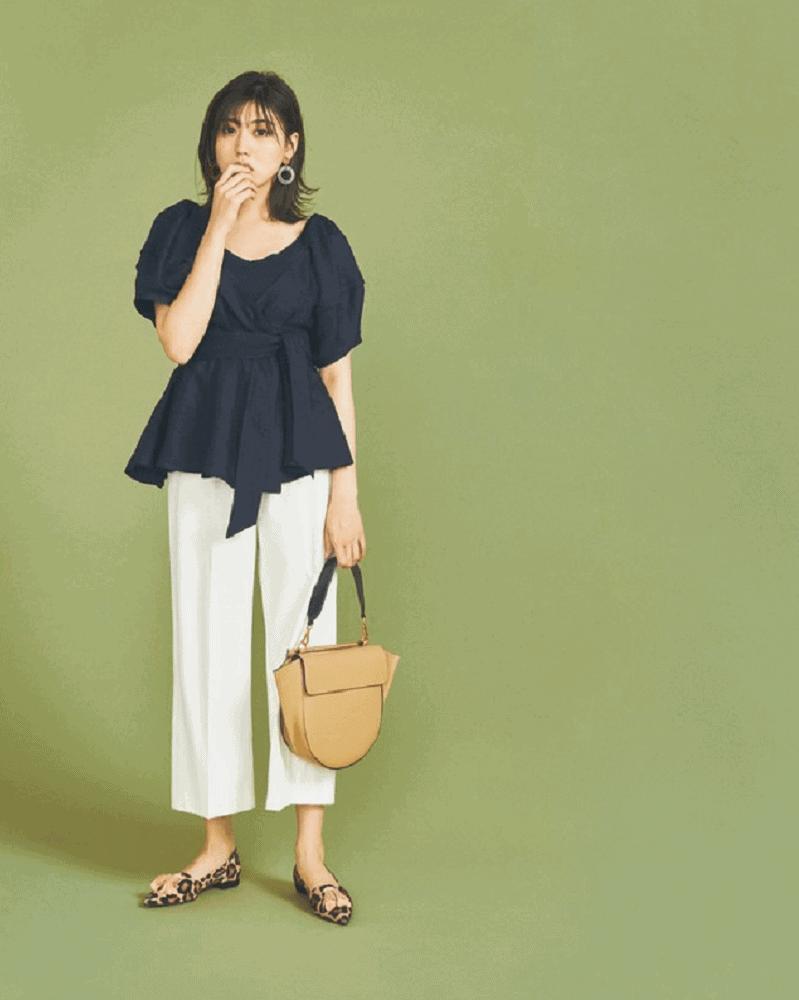 【今日の服装】全方位モテする夏の「オフィスカジュアル」って?【アラサー女子】