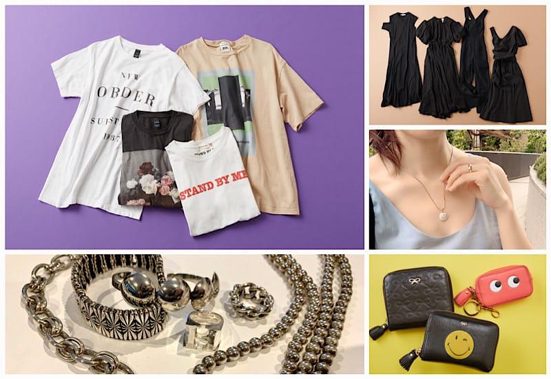Tシャツ、黒ワンピ、シルバーアクセ…【ファッション編集Nの気になるもの総集編】