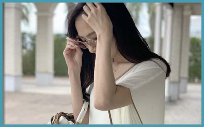 夏コーデがオシャレに見える【サングラス】|Sサイズ女子