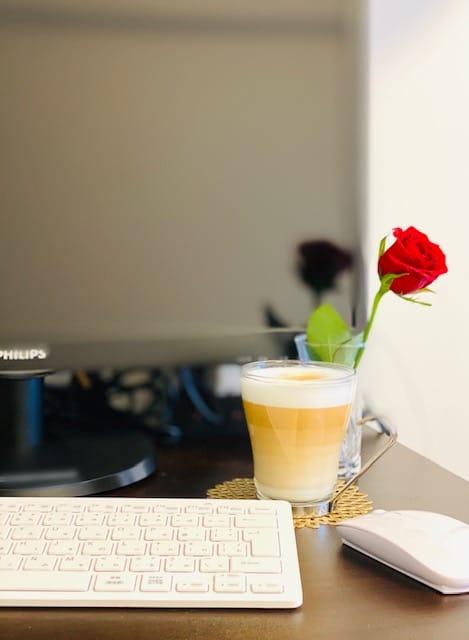 美味しいコーヒーがあるだけで仕
