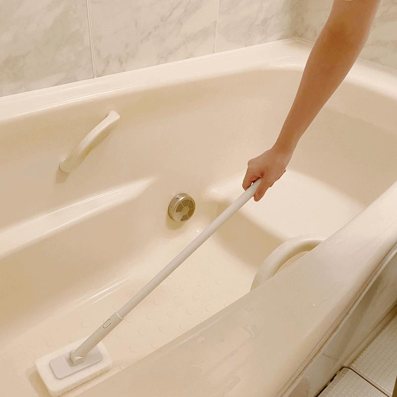 水回りの掃除には、プラスチック