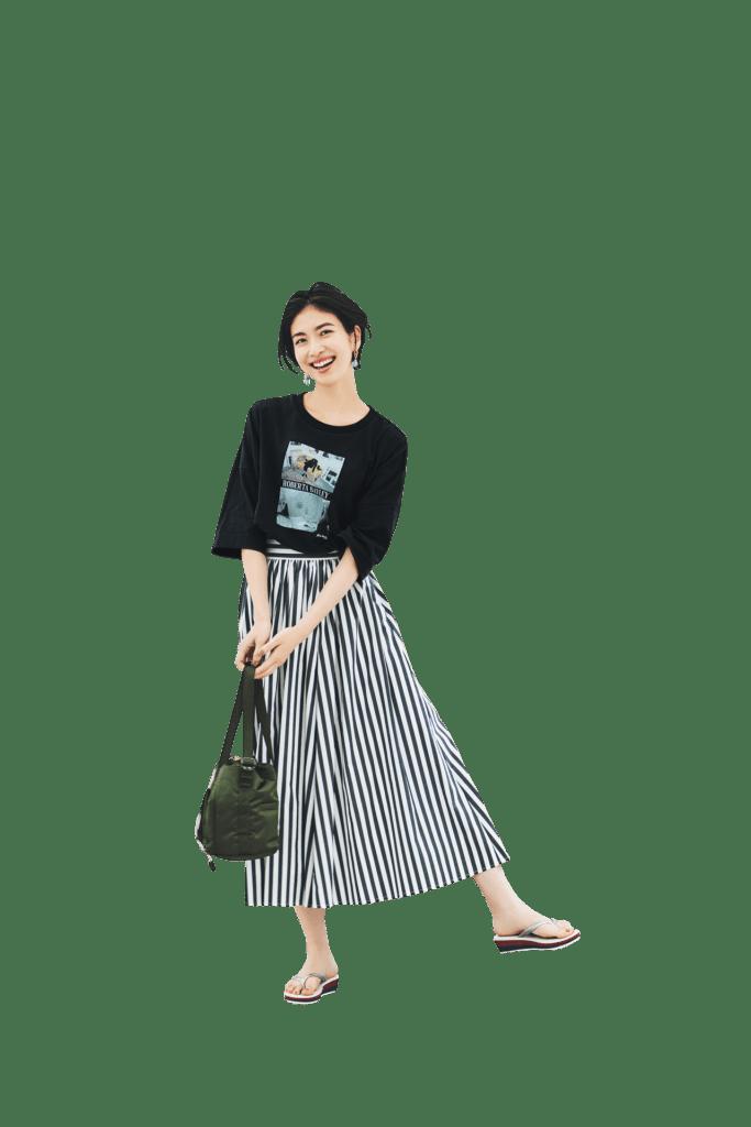 フォトTシャツ ¥5,500(