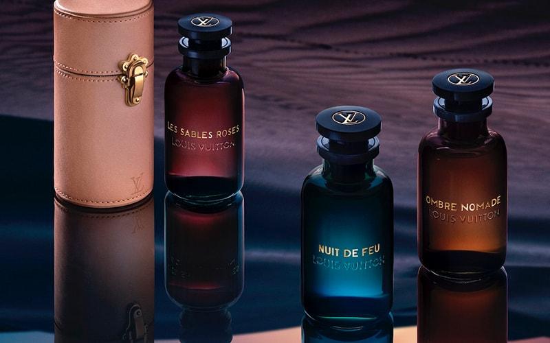ヴィトン最新香水は差をつけたいアラサー女子に【エキゾチックな中東の魅惑の香りを表現】