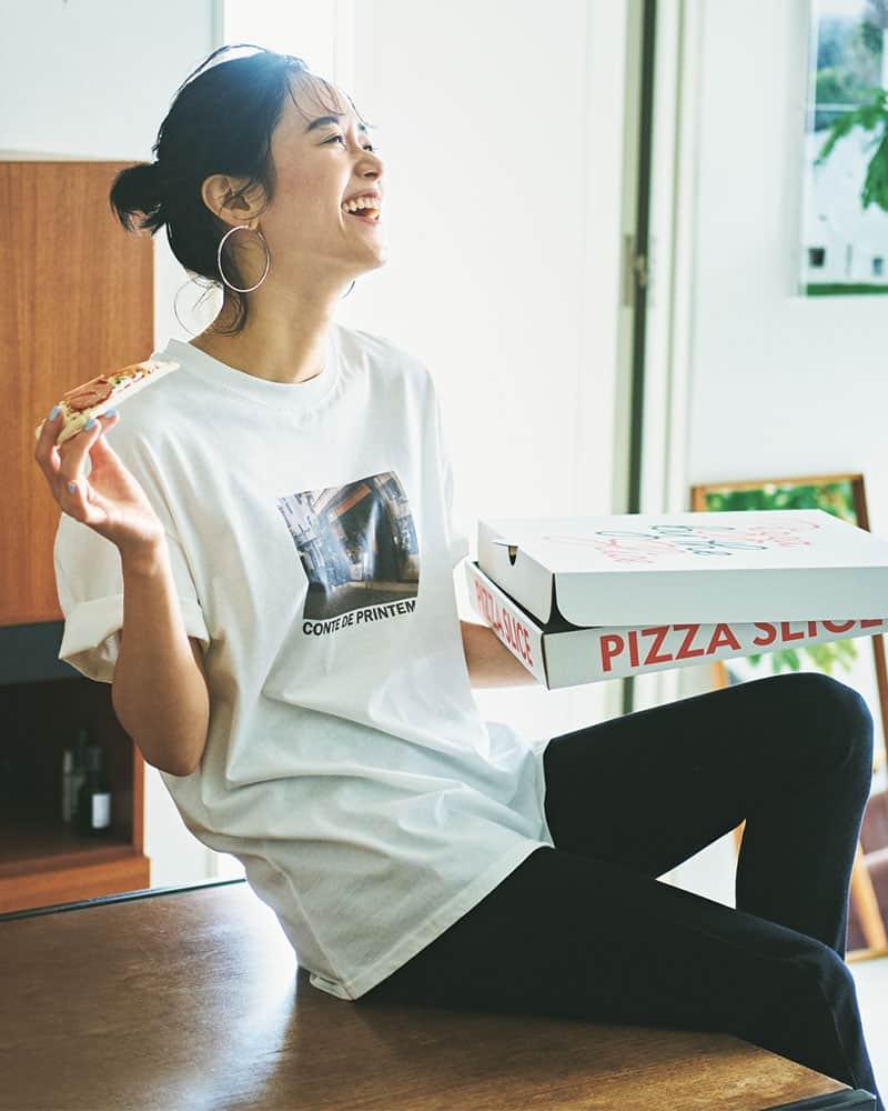 【全部1万円以下】ネットで買えるプチプラ「フォトT&ロゴT」3選