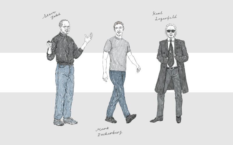 スティーブ・ジョブズたちが、「毎日同じ服を着る」ワケ