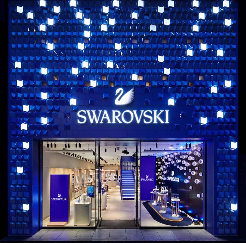 【今すぐ行きたい!】スワロフスキー銀座のリニューアル店!